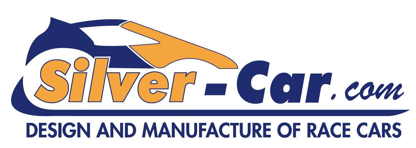 Logo Silver Car Original